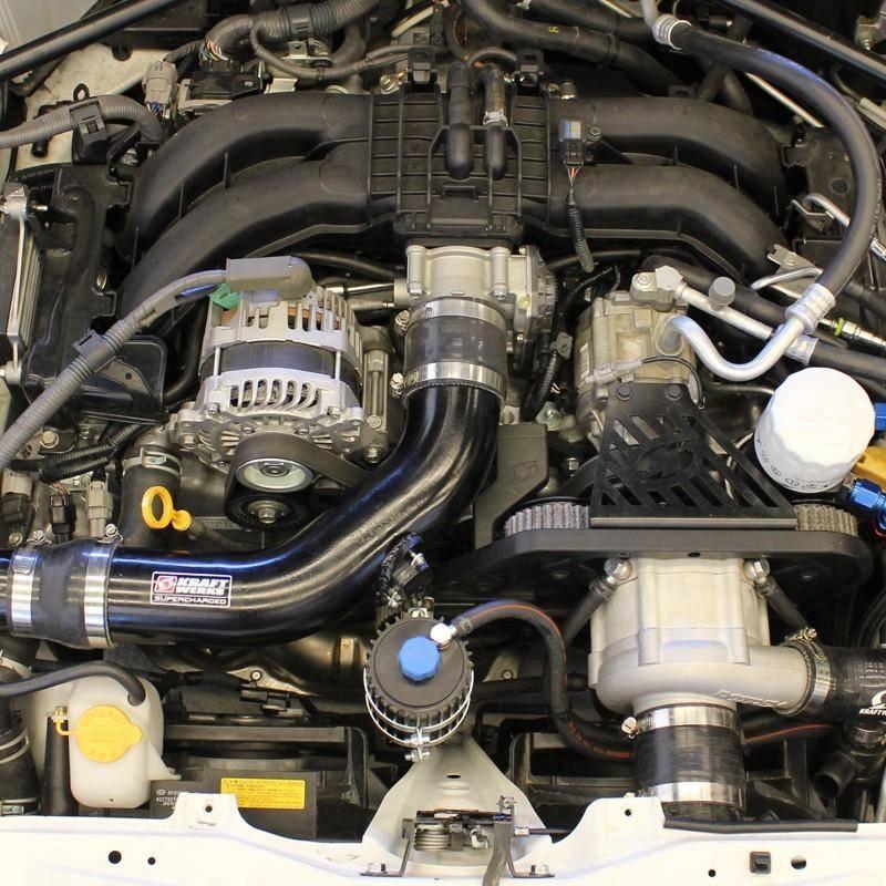 Kraftwerks Supercharger Kit: Scion FRS 2013 - 2016Kraftwerks Supercharger