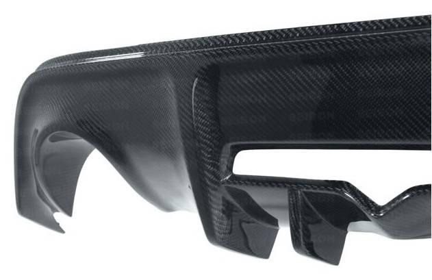 Seibon Carbon Fiber Rear Diffuser Scion Fr S 2013 2016