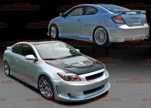 Scion Tc Body Kit >> Ait Racing Ks Body Kit Scion Tc 2005 2010