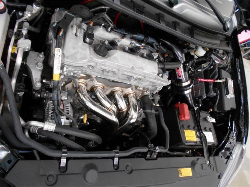 Scion Tc Engine >> Injen Cold Air Intake Scion Tc 2011 2016 Tc2