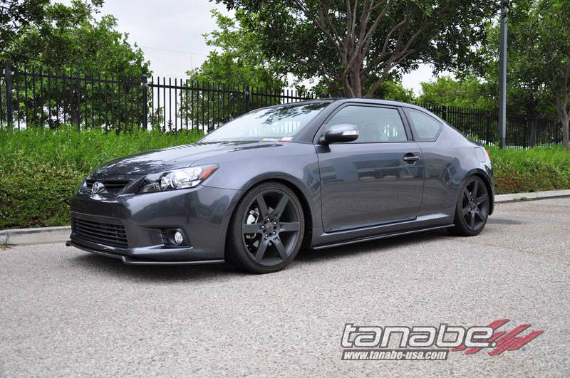 Tanabe Sustec Pro Cr Coilovers Scion Tc 2011 2016 Tc2