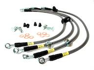 Scion FRS Brake Parts - Scion FRS Stainless Brake Lines