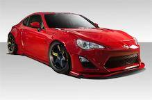 Scion FRS Exterior Parts - Scion FRS Widebody Kit