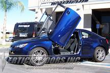 Scion tC2 Exterior Parts - Scion tC2 Vertical Doors