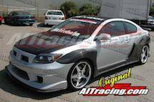 Scion tC Carbon Fiber Parts - Scion tC Carbon Fiber Body Kit