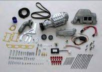 SCION xA PARTS - Scion xA Supercharger Kit
