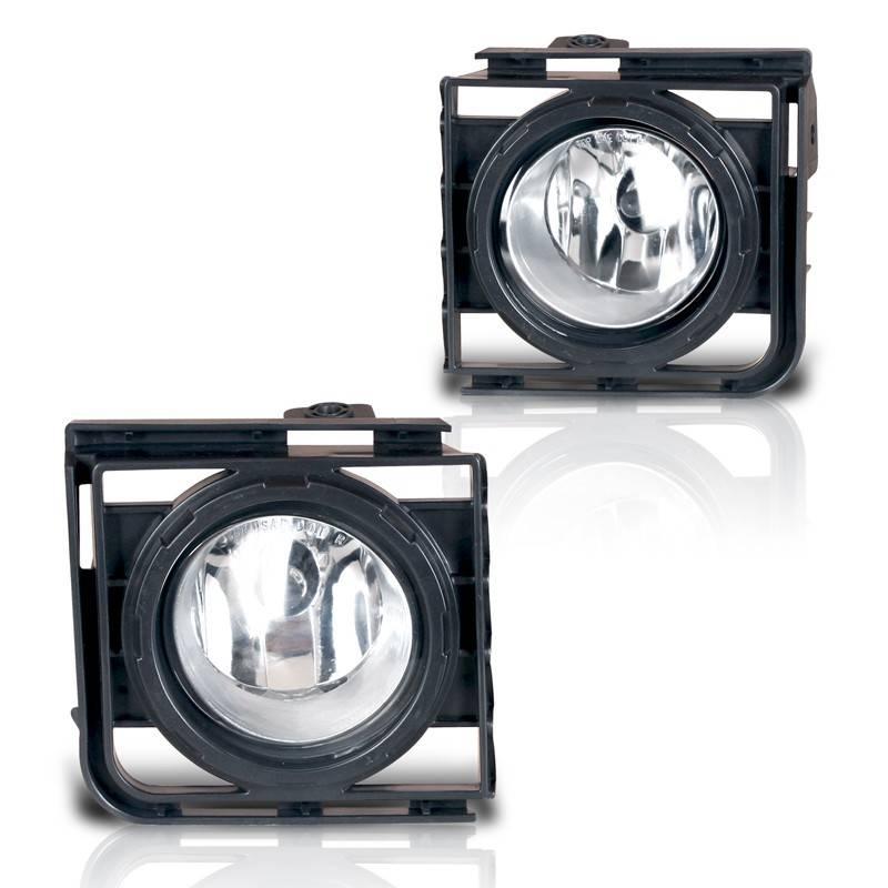 2011 Scion Xb Aftermarket Parts: Winjet Fog Lights: Scion XB 2011