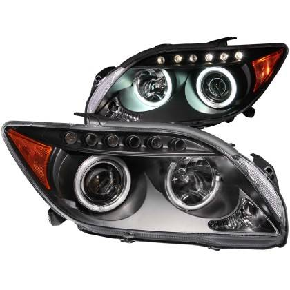 SCION tC PARTS - Scion tC Lighting Upgrades