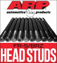 ARP Fasteners - ARP 4U-GSE Head Stud Kit: Scion FR-S 2013 - 2016