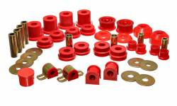 Energy Suspension - Energy Suspension Polyurethane HyperFlex Master Bushing Kit : Scion tC 2005 - 2010