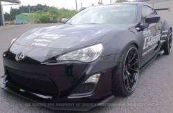 GReddy - Greddy X Rocket Bunny 86 Widebody Kit: Scion FR-S 2013-2016; Toyota 86 2017-2018; Subaru BRZ 2013-2018
