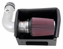 K&N Engineering - K&N Typhoon Cold Air Intake: Scion FR-S 2013-2016; Toyota 86 2017-2018; Subaru BRZ 2013-2018