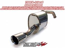 Tanabe - Tanabe Medalion Touring Exhaust System: Scion xB 2004 - 2006