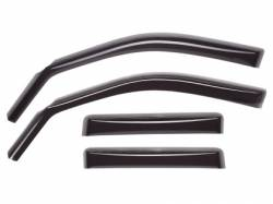 Weathertech - Weathertech Side Window Deflectors: Scion xA 2004 - 2006