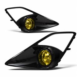 Winjet - Winjet  Fog Lights (Yellow): Scion FR-S 2013 - 2016