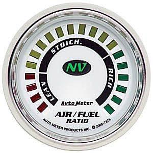 Autometer - Autometer NV Series Air / Fuel Gauge