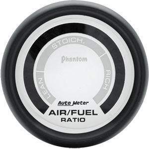 Autometer - Autometer Phantom Series Air / Fuel Gauge