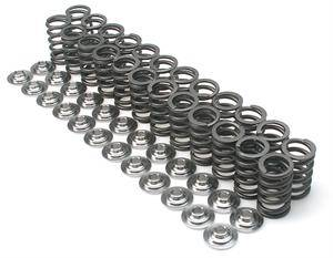 Brian Crower - Brian Crower Valve Springs w/ Retainers: Scion xA / xB 2004 - 2006 1NZFE