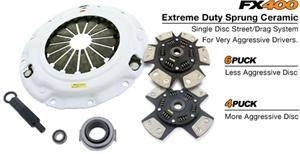 Clutch Masters - Clutch Masters Stage 4 Clutch Kit (4-Puck): Scion tC / xB 2AZFE