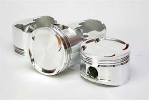 CP Pistons - CP Forged Pistons: Scion tC 05-10 / xB 08-15 (xB2)