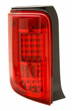 Eagle Eyes - Eagle Eyes Red LED Tail Lights: Scion xB 2008 - 2010 (xB2)