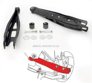 Eibach - Eibach Rear Camber Kit: Scion FRS 2013 - 2016
