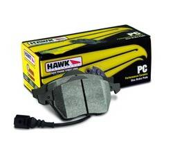 Hawk - Hawk Ceramic Rear Brake Pads: Scion tC 2005 - 2010