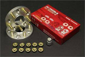 Ichiba - Ichiba Version II 30mm Bolt-On Wheel Spacers: Scion iQ tC tC2 xA xB xB2 xD