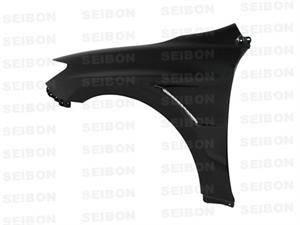 Seibon - Seibon Carbon Fiber Fenders (10mm Wider): Scion tC 2005 - 2010