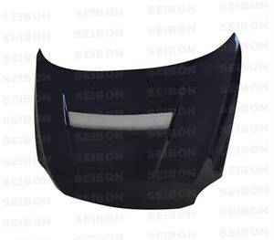 Seibon - Seibon VSII Carbon Fiber Hood: Scion tC 2005 - 2010