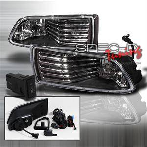 Spec D - Spec D JDM Black Fog Lights: Scion tC 2005 - 2010