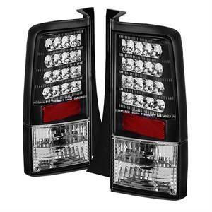 Spyder - Spyder Black LED Tail Lights (Version 2): Scion xB 2004 - 2006