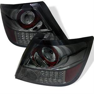 Spyder - Spyder Smoke LED Tail Lights: Scion tC 2005 - 2010