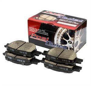 Stoptech - Stoptech Ceramic Rear Brake Pads: Scion xB 2008 - 2015 (xB2)