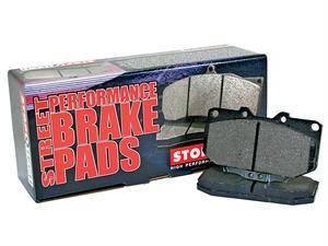 Stoptech - Stoptech Street Performance Rear Brake Pads: Scion FR-S 2013-2016; Toyota 86 2017-2018; Subaru BRZ 2013-2018