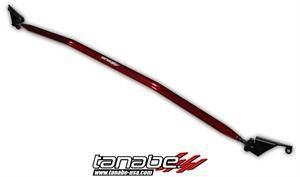 Tanabe - Tanabe Sustec Front Strut Bar: Scion iQ 2012 - 2016