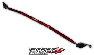 Tanabe - Tanabe Sustec Front Strut Bar: Scion iQ 2012 - 2016