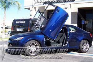 Vertical Doors - Vertical Doors: Scion tC 2011 - 2016 (tC2)