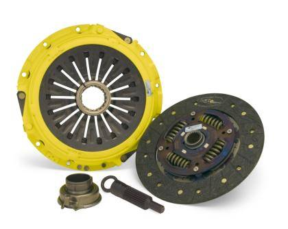 ACT - ACT Modified Street Clutch Kit (Heavy Duty Pressure Plate / Sprung Hub Disc): Scion tC 9/2006 - 2010