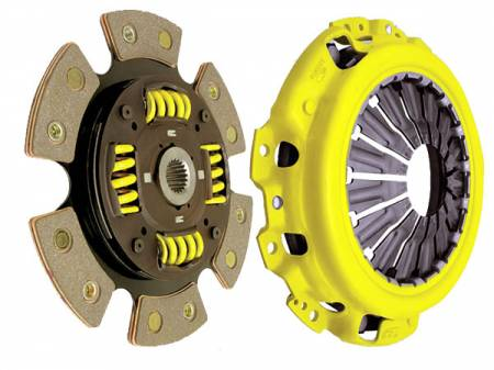ACT - ACT 6-Puck Xtreme Clutch Kit (Xtreme Pressure Plate / Sprung Hub Disc): Scion xB 2008 - 2015 (xB2)
