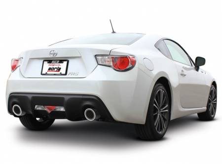 Borla - Borla Exhaust System: Scion FR-S 2013 - 2016; Toyota 86 2017-2018; Subaru BRZ 2013-2018