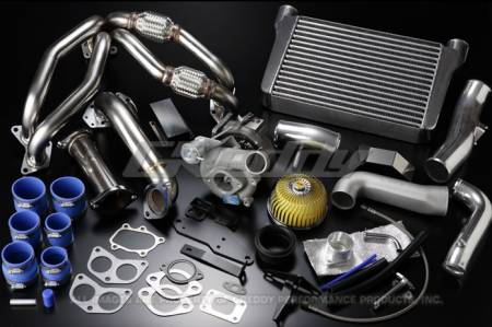 GReddy - Greddy Tuner Turbo Kit: Scion FR-S 2013-2016; Toyota 86 2017-2018; Subaru BRZ 2013-2018