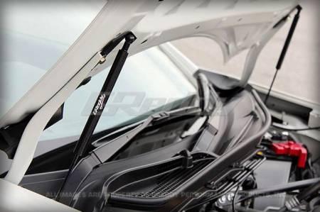 GReddy - Greddy Carbon Fiber Hood Supports: Scion FR-S 2013-2016; Toyota 86 2017-2018; Subaru BRZ 2013-2018