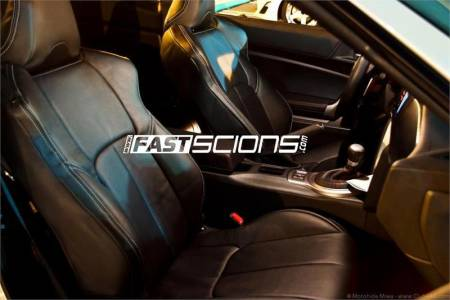 Clazzio - Clazzio Leather Seat Covers: Scion FRS 2013 - 2016