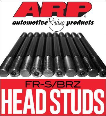 ARP Fasteners - ARP 4U-GSE Head Stud Kit:  Scion FR-S 2013-2016; Toyota 86 2017-2020; Subaru BRZ 2013-2020