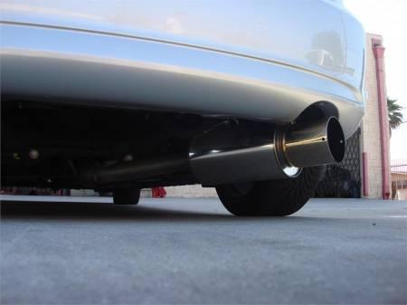 HKS - HKS Hi-Power Exhaust System: Scion tC 2005 - 2010