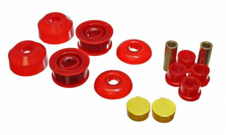 Energy Suspension - Energy Suspension Polyurethane Front Control Arm Bushings: Scion tC 2005 - 2010