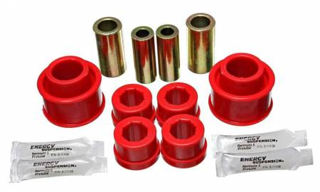 Energy Suspension - Energy Suspension Polyurethane Front Control Arm Bushings: Scion FR-S 2013-2016; Toyota 86 2017-2018; Subaru BRZ 2013-2018