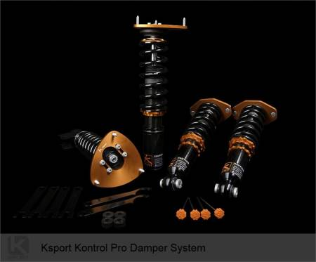 KSport - K Sport Kontrol Pro Damper Coilovers: Scion FR-S 2013-2016; Toyota 86 2017-2018; Subaru BRZ 2013-2018