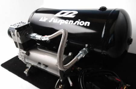 D2 Racing - D2 Racing Air Suspension Kit: Scion xA / xB 2004 - 2006